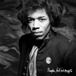 Jimi Hendrix - People, Hell & Angels  --  Doppio LP 33 giri 180 gr. Made in USA