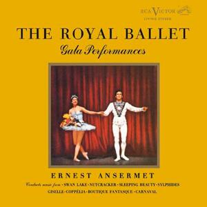 Ernest Ansermet  - The Royal Ballet Gala Performances  --  Doppio LP 33 giri su vinile 200 gr. Made in USA