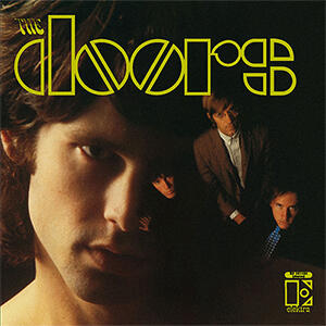 The Doors - The Doors  --  LP 33 giri 180 gr. Made in USA