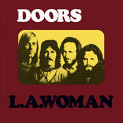 The Doors - L.A. Woman  --  LP 33 giri 180 gr. Made in USA