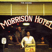 The Doors - Morrison Hotel  --  LP 33 giri vinile 180 gr. Made in USA