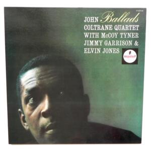Ballads / John Coltrane Quartet --   LP 33 giri -  Made in Japan - OBI