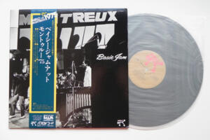 Basie Jam  (at the Montreux Jazz Festival 1975)  - Count Basie  --  LP 33 giri - Made in Japan - OBI