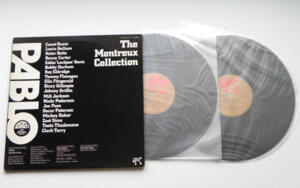 The Montreux Collection (Highlights of the Montreux Jazz Festival 1975)  - Artisti Vari  --  Doppio LP 33 giri - Made in Japan
