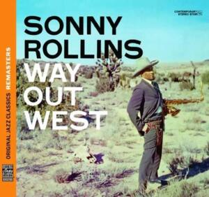Sonny Rollins  -  Way Out West   --  CD