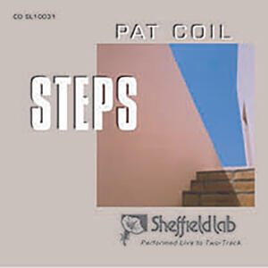 Pat Coil - Steps  --  CD Made in USA