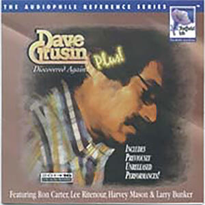 Dave Grusin - Discovered Again! Plus  --  CD Made in USA