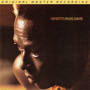 Miles Davis - Nefertiti  --  Hybrid Stereo SACD Numbered Limited Edition Made in USA