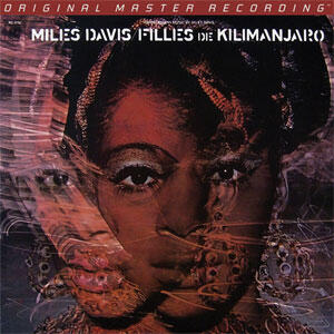Miles Davis - Filles de Kilimanjaro  --   Hybrid Stereo SACD Numbered Limited Edition Made in USA