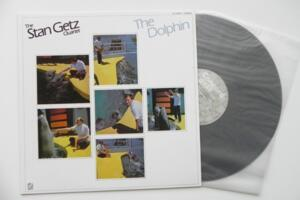 The Dolphin - Stan Getz Quartet  --  LP 33 giri Made in Japan