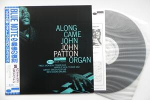 Along Came John - John Patton  --  LP 33 giri Made in Japan - OBI