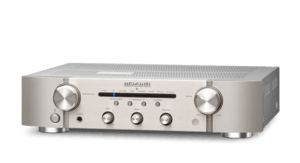 Marantz PM6006 - Amplificatore integrato 2 x 45W RMS su 8 Ohm - Disponible nelle finiture BLACK + SILVER-GOLD - 3 anni di garanzia gratuita