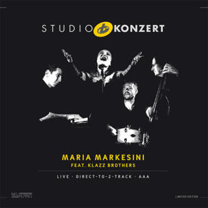 Maria Markesini feat. Klazz Brothers -  STUDIO KONZERT - LP 33 giri 180g LIMITED EDITION