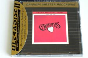 The Carpenters - A Song for You  --  GOLD CD con OBI Made in USA
