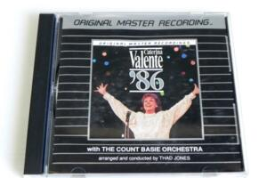 Caterina Valente & The Count Basie Orchestra  --  CD Made in USA