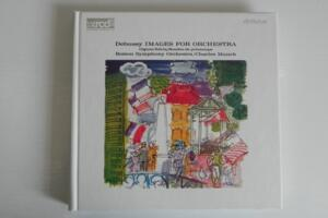Debussy - Images for Orchestra - Charles Munch & Boston Symphony Orchestra  --  XRCD2 Made in Japan