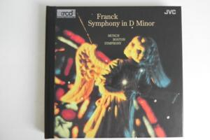 Franck - Symphony in D Minor - Munch & Boston Symphony  --  XRCD2 Made in Japan