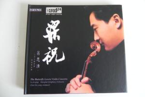 The Butterfly Lovers Violin Concerto - Lu Si-qing - Shanghai Symphony Orchestra - Chen Xie-yang, conductor  --  XRCD24 Japan
