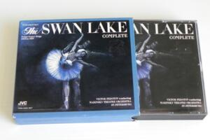 Tchaikovsky - The Swan Lake - Victor Fedotov & Marinsky Theatre Orchestra St. Petersburg  --  Double CD Made in USA