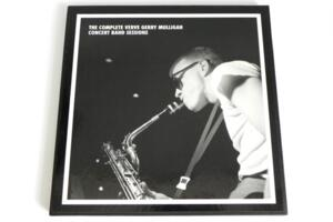 The Complete Verve Gerry Mulligan Concert Band Sessions  --  Boxset 4 CD con booklet Made in USA - Raro fuori catalogo
