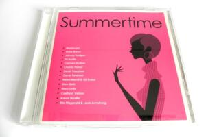 Summertime - AA.VV.  --  CD Made in Japan - OBI
