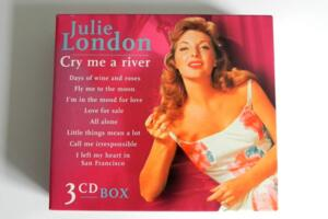 Julie London - Cry Me a River  --  Box 3 CD