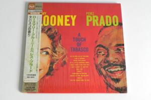 Clooney - Prado / A Touch of Tabasco  --  CD Made in Japan