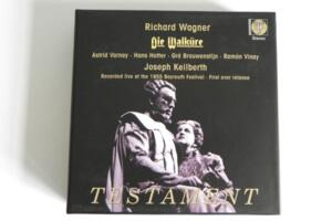 Richard Wagner - Die Walkure  - Joseph Keilberth --  Box 4 CD