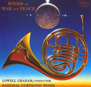 Lowell Graham - Winds Of War And Peace  --  SACD Ibrido Made in USA