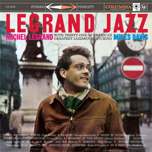 Michel Legrand - Legrand Jazz  --  LP 33 giri 180 gr. Made in USA