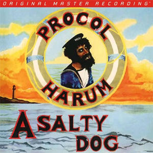 Procol Harum - A Salty Dog  --  LP 33 giri 180 gr. edizione limitata e numerata Made in USA