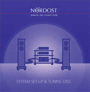 Nordost System Set-Up & Tuning Disc CD  --  CD test