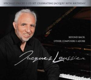 Beyond Bach - Other Composers I Adore  / Jacques Loussier  --  Doppio CD Made in USA