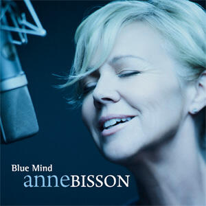 Anne Bisson - Blue Mind  --  Doppio LP a 45 giri su vinile 180 grammi Made in USA - Edizione limitata e numerata su vinile BLACK