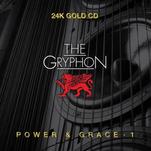 The Gryphon - Power & Grace - 1  --  24K Gold CD by Gryphon - Made in Japan