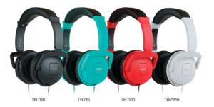 FOSTEX - TH7 - Cuffia DINAMICA del tipo CHIUSO OVER-EAR