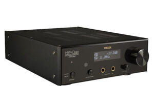 FOSTEX HP-A8MKII - Headphone Amplifier and High Quality DAC - Top of range - Display Unit