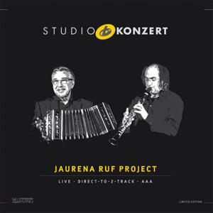 Studio Konzert - Jaurena Ruf Project  --  LP 33 giri Made in Germany - Full Analog - Edizione Limitata e numerata