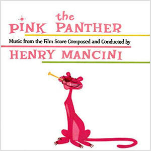 Henry Mancini -  The Pink Panther Soundtrack  --   SACD Ibrido Stereo Made in USA