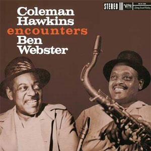 Coleman Hawkins  - Coleman Hawkins Encounters Ben Webster  --  SACD Ibrido Stereo Made in USA