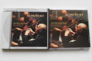 F. Schubert - Symphony No. 9 - Incidental Music To Rosamunde / The Cleveland Orchestra - G. Szell   --  SACD Ibrido Made in USA