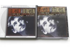L. Bernstein - Overture to Candide - Symphonic Dances from West Side Story - Symphonic Suite from On the Waterfront - Fancy Free Ballet / New York Philharmonic - Bernstein  --  SACD Ibrido Made in USA