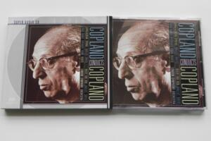 Aaron Copland - Appalachian Spring - Billy The Kid - Four Dance Episodes / London Symphony Orchestra - A. Copland  --  Hybrid SACD Made in USA