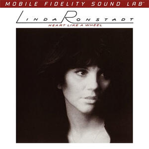 Linda Ronstadt - Heart Like A Wheel   --  LP 33 giri 180 gr. Edizione limitata e numerata Made in USA