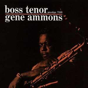 Gene Ammons - Boss Tenor  --  LP 33 giri 200 gr. Made in USA - Versione Stereo