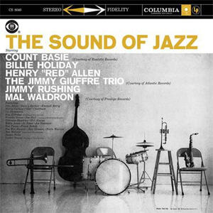 The Sound of Jazz  - Hybrid Multi-Channel & Stereo SACD Made in USA