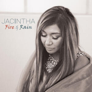 Jacintha - Fire & Rain / James Taylor Tribute   --  Double LP a 45 rpm on 180g vinyls Made in USA - SEALED