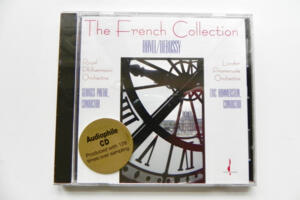 The French Collection - Ravel/Debussy - G. Pretre & E. Hammerstein --  CD Made in USA
