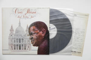 Oscar Peterson - A Royal Wedding Suite  -- LP 33 giri Made in Japan