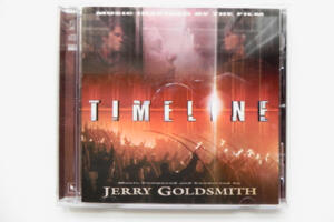 Timeline / Jerry Goldsmith / SACD Ibrido Made in USA